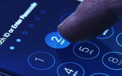 Top 20 meest gebruikte toegangscodes op mobiele telefoons. Heeft u een wachtwoordbeleid?